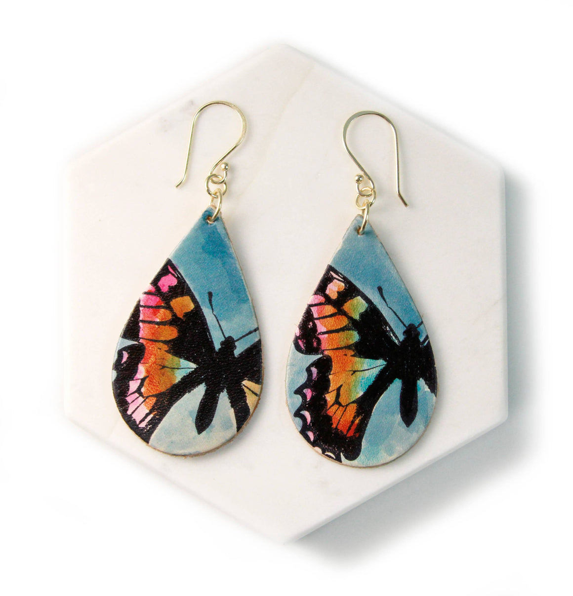 Regular Butterfly Earrings