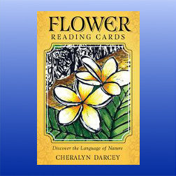 Flower Reading Cards