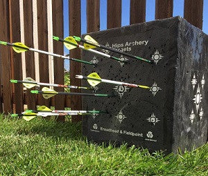 Getting the most from an archery target