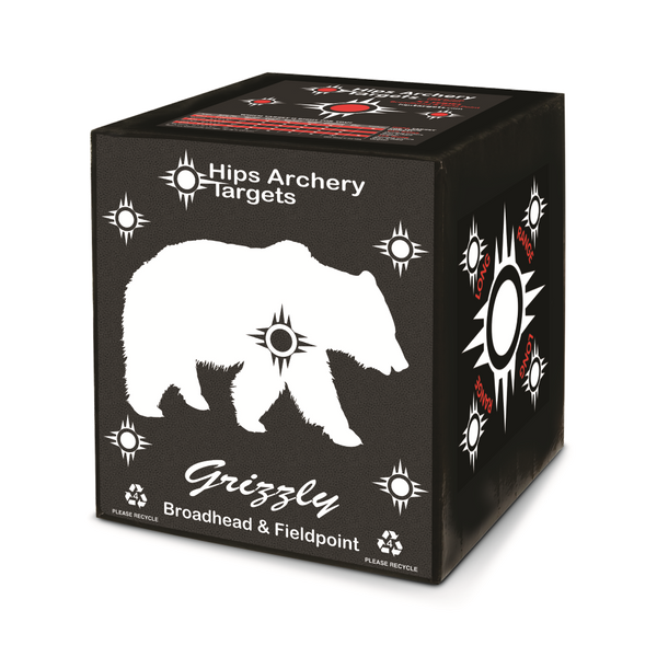 Grizzly Target from Hips Archery Targets