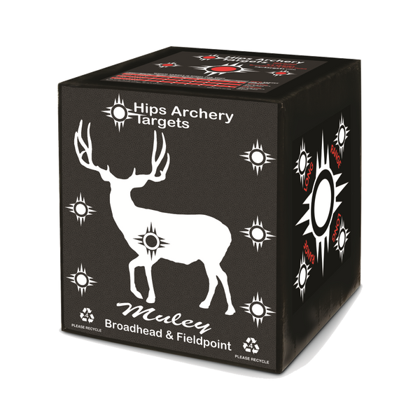 Muley Target from Hips Archery Targets