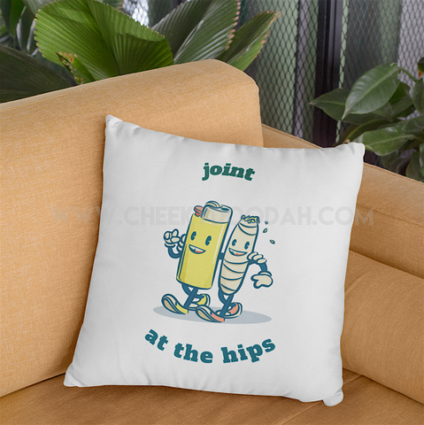 Joint at the Hips - Sofa Cushions - CheekyDoodah