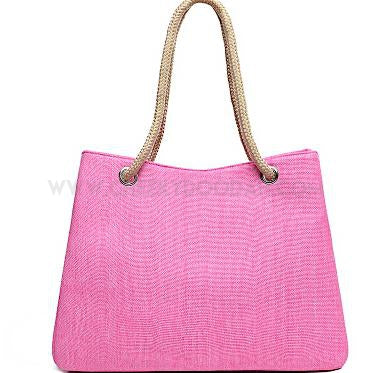 Linen Tote Bag in 10 colours-Bags-CheekyDoodah