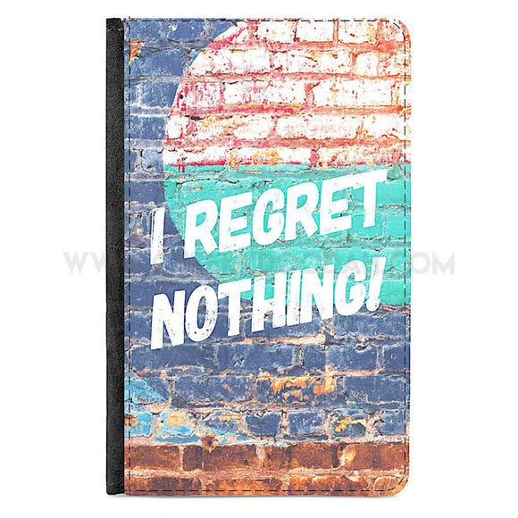 'I Regret Nothing' Travel Accessories - CheekyDoodah