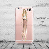 Fashionista iPhone case-Phone accessories-CheekyDoodah