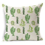 Fun Cactus Cushions - CheekyDoodah