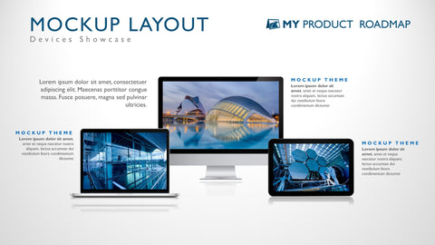 Mockup Layout Template