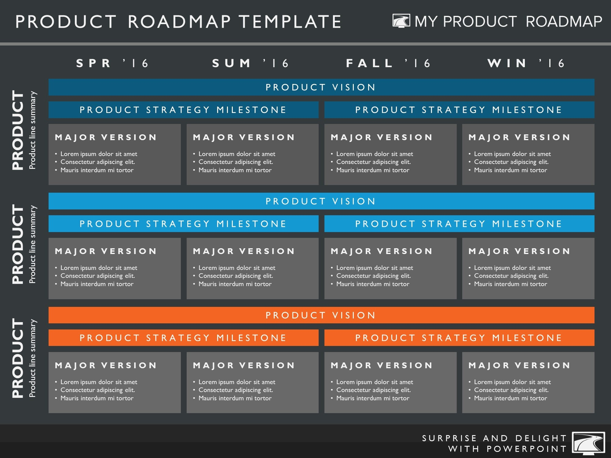 Four phase software timeline roadmap powerpoint diagram my four phase software timeline roadmap powerpoint diagram toneelgroepblik Choice Image
