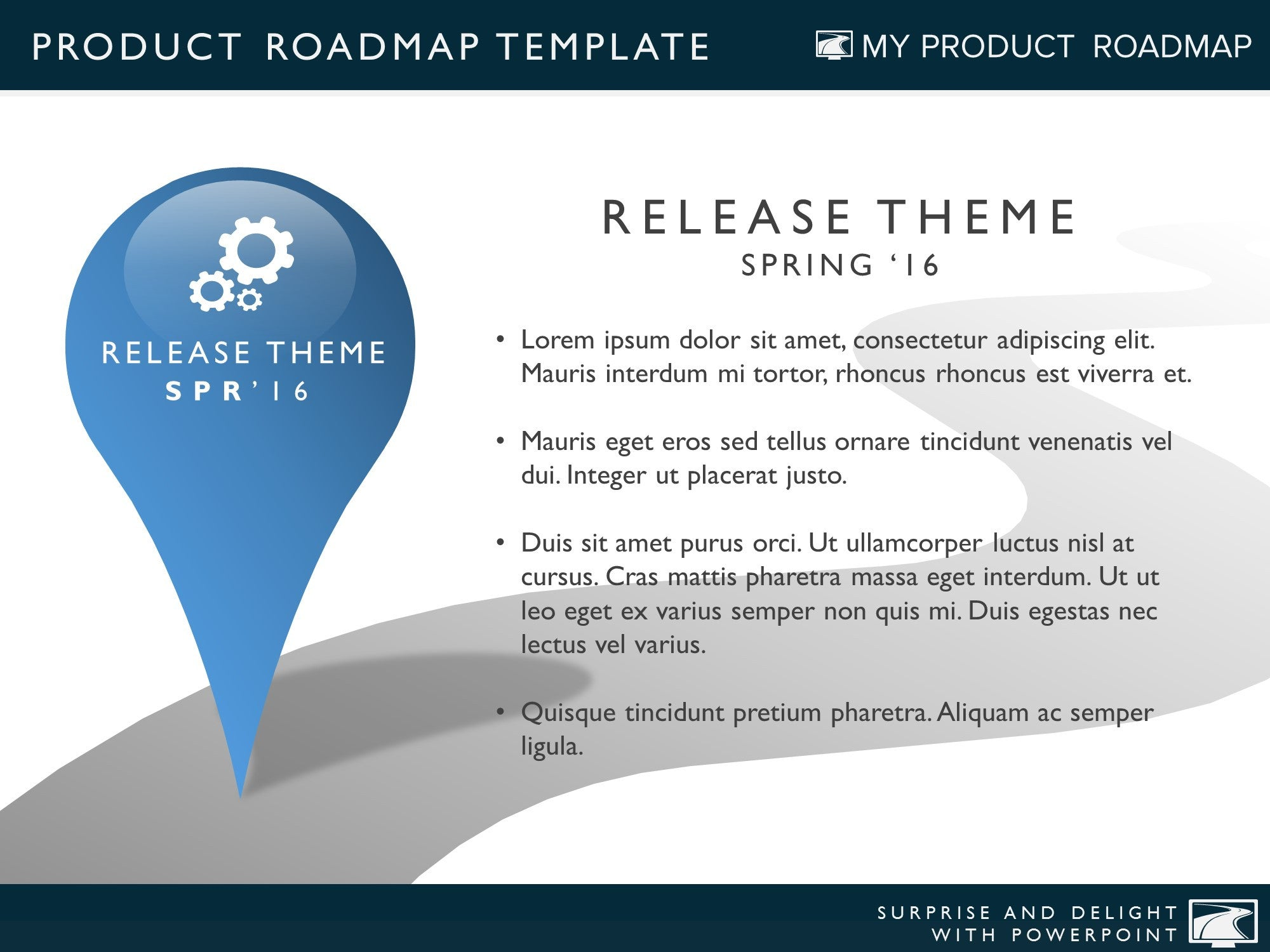 seven phase it timeline roadmapping powerpoint template