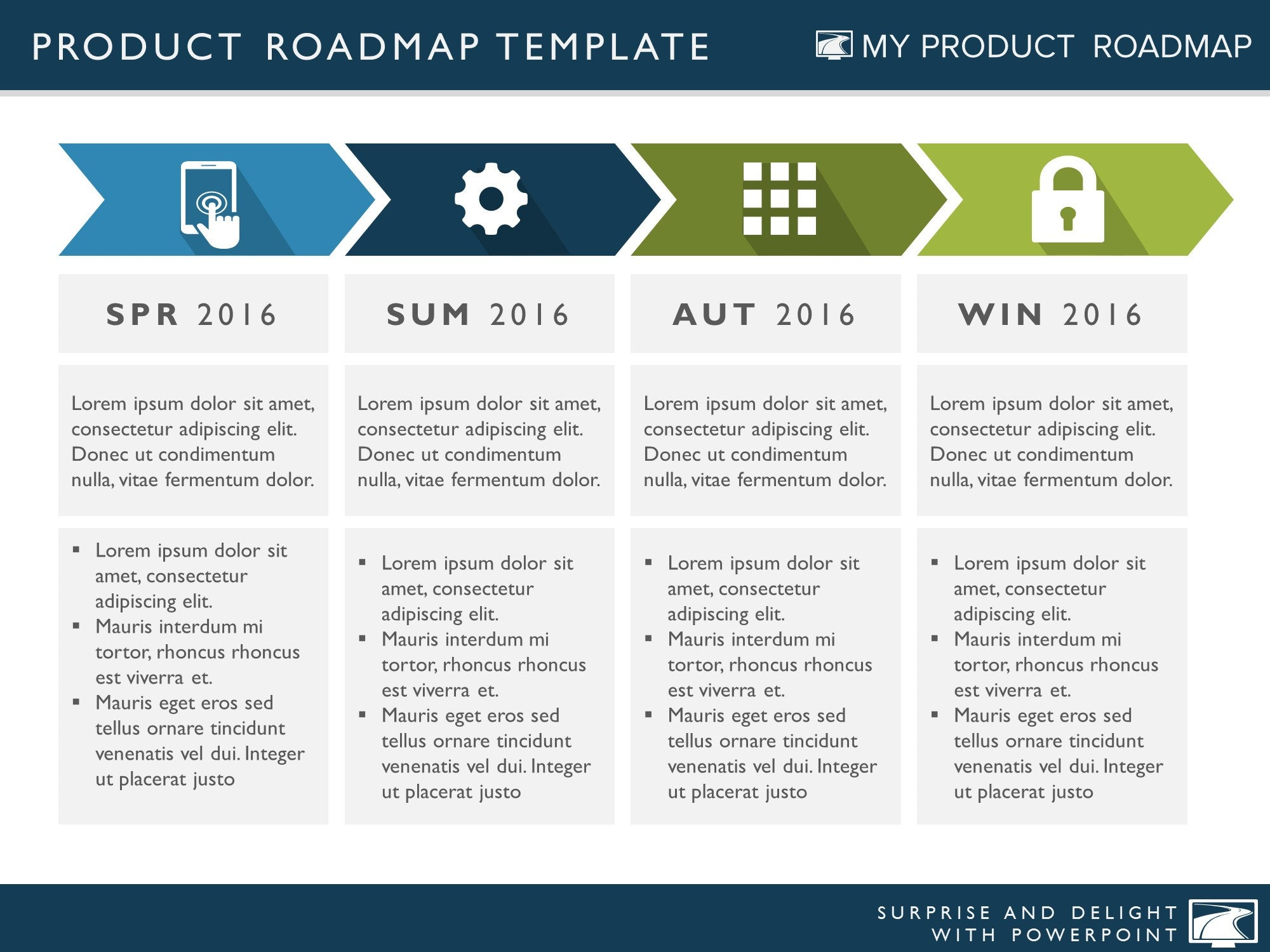 Product roadmap templates for powerpoint product strategy portfolio management development cycle project roadmap agile planning simple plan template diagram powerpoint technology alramifo Gallery