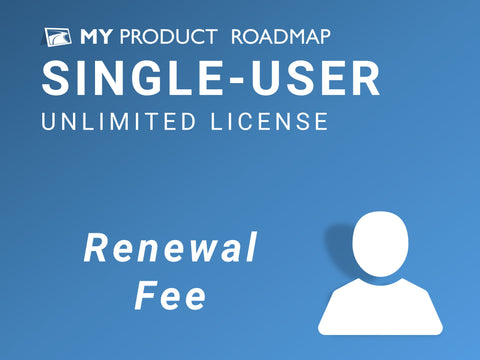 Single-user License Renewal