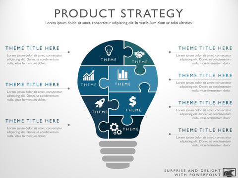 Product Strategy Template  My Product Roadmap