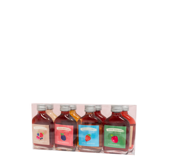 Fruit Liqueurs Gift Pack of 8