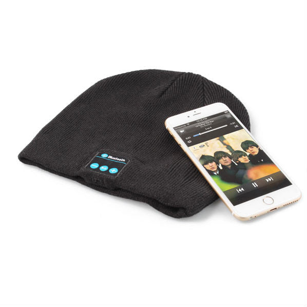 Unisex Bluetooth Beanie Hat - More Colors