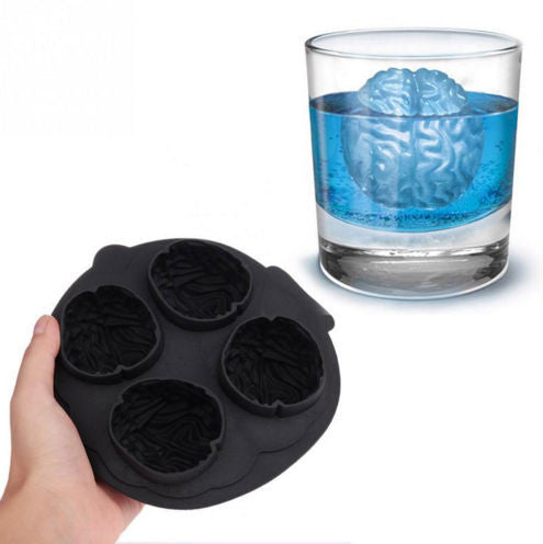 Brain Freeze Ice Cube Tray - FREE + Shipping!