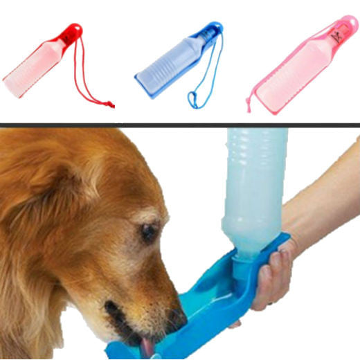 Pet Water Bottle - More Colors