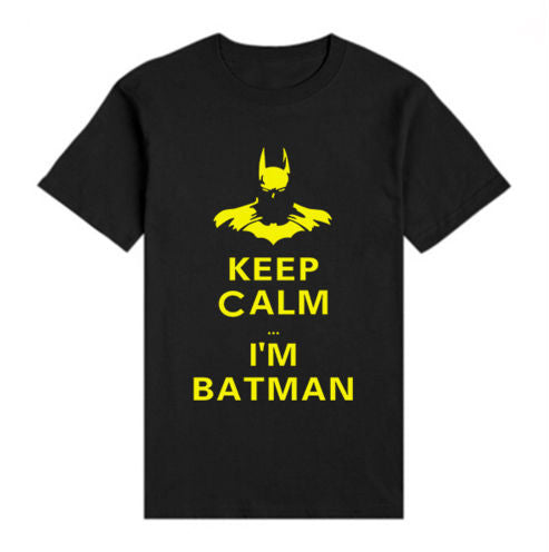 Keep Calm I'm Batman Tee