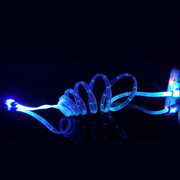 LED Micro USB Data Charging Cable
