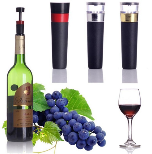Wine Bottle Vacuum Sealer & Stopper