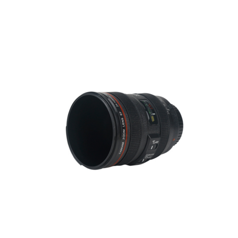 Camera Lens Coffee Cup (Without Lid)