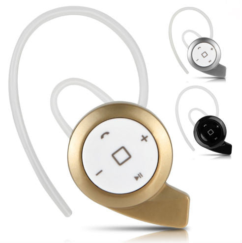 Perfect Fit Bluetooth Headset - FREE + Shipping!