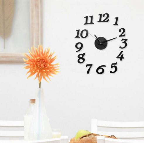DIY 3D Wall Clock