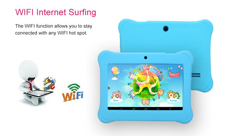 "Baby & Children's 7"" Android Tablet"