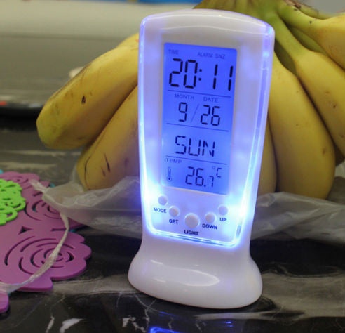 LED Digital Alarm Clock & Timer