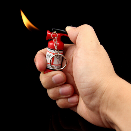 The Firefighter's Lighter