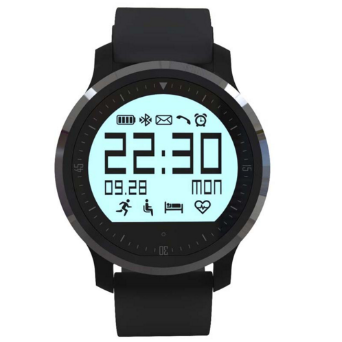 Unisex Touchscreen Smart Fitness Watch - More Colors