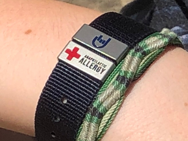 Allergy ID Bracelets Are Getting a Makeover