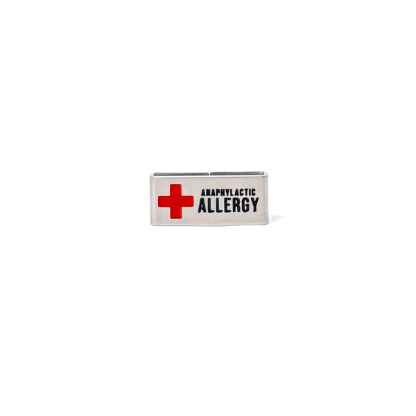 Allergy. Allergy Awareness. Anaphylaxis. Anaphylaxis awareness.Allergy ID. Medical ID. Teen Allergy alert. Kids allergy ID