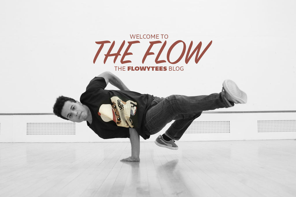 FlowyTees is here! Welcome to The Flow.
