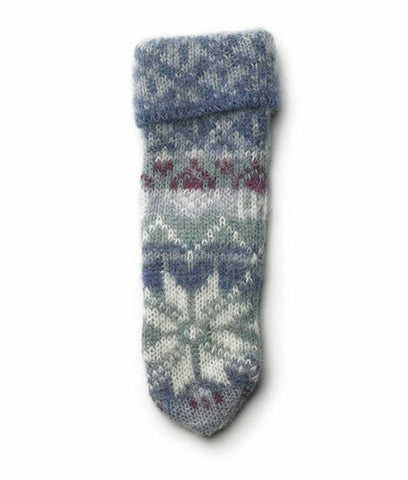 Brushed Norwegian Wool Mittens Light Blue. - Wool Accessories - Wool Sweaters