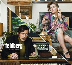 Feldberg - Don´t Be A Stranger (CD) - CD - Wool Sweaters