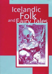 Icelandic Folk And Fairy Tales - Book - Wool Sweaters