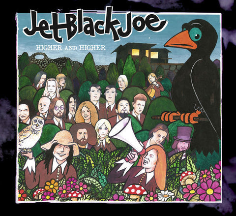Jet Black Joe - Higher and Higher (2CD+DVD) - CD - Wool Sweaters