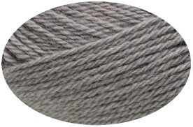 Kambgarn - Dove Grey 1201 - Kambgarn Wool Yarn - Wool Sweaters