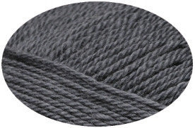 Kambgarn - Steel Grey 1200 - Kambgarn Wool Yarn - Wool Sweaters