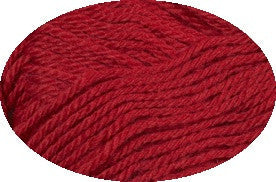 Kambgarn - Strawberry 9664 - Kambgarn Wool Yarn - Wool Sweaters