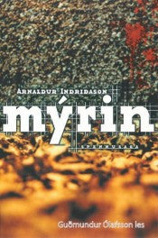 Mýrin - Audiobook (CD) - Book - Wool Sweaters