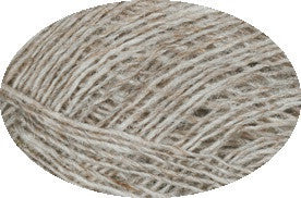 Einband - Beige Heather - Einband Wool Yarn - Wool Sweaters
