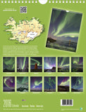 Northern Lights Calendar 2016 - Calendar - Wool Sweaters  - 2