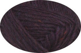 Alafoss Lopi 9961 - bordeaux heather - Alafoss Wool Yarn - Wool Sweaters