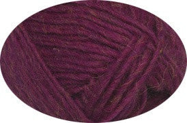 Alafoss Lopi 9969 - fuchsia heather - Alafoss Wool Yarn - Wool Sweaters