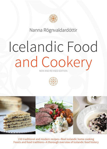 Icelandic Food and Cookery - Book - Wool Sweaters