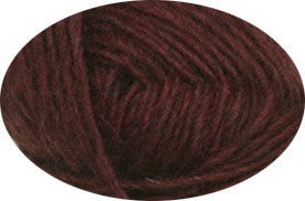 Lett Lopi 9431 - brick heather - Lett Lopi Wool Yarn - Wool Sweaters
