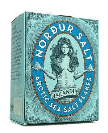 Nordur Salt - Flaky Sea Salt (250gr) - Food - Wool Sweaters
