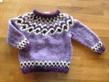 Kids pullovers - Wool Sweater - Wool Sweaters  - 3