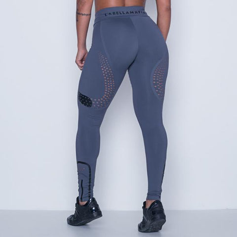 LABELLAMAFIA - Bond-in Gray Legging